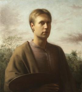 Andrew Bonneau Self Portrait 2013