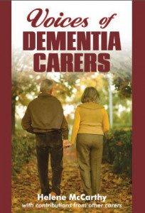 """Voices of Dementia Carers"" Now an E-book"